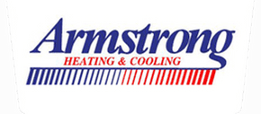 Logo, Armstrong Heating and Cooling